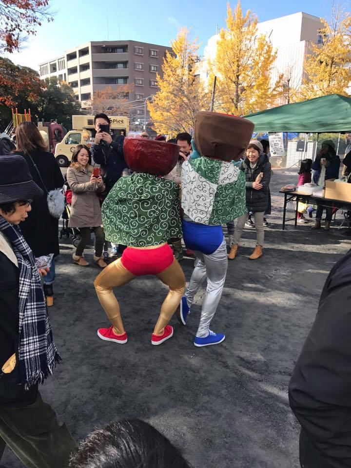 あおばを食べる収穫祭2017